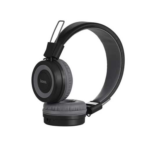 HOCO - W16 BLUETOOTH WiFi HEADPHONES GREY