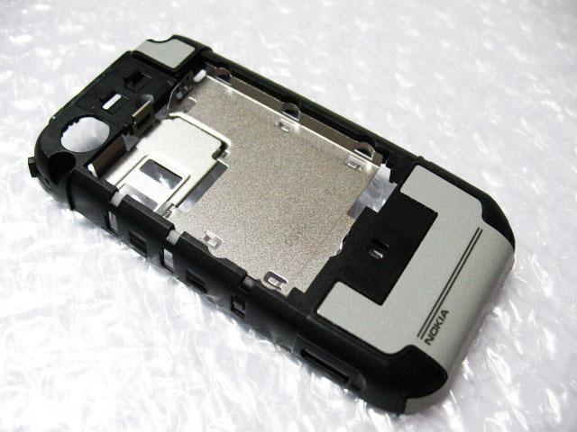 Nokia 5200 - Middle Cover Black