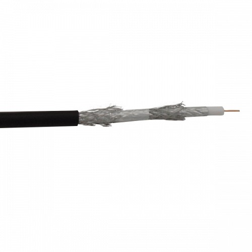 Κάμερα Cable 300M/Roll Cctv Video(Rg59): (0.81cu/3.7fpe 128/0.12cca) 6.1pvc,