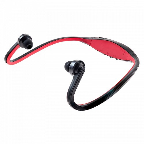Sport Bluetooth Headset AUG1 Red. 0918.006
