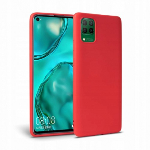 My Colors Original Liquid Silicon For HUAWEI P40 Lite Red