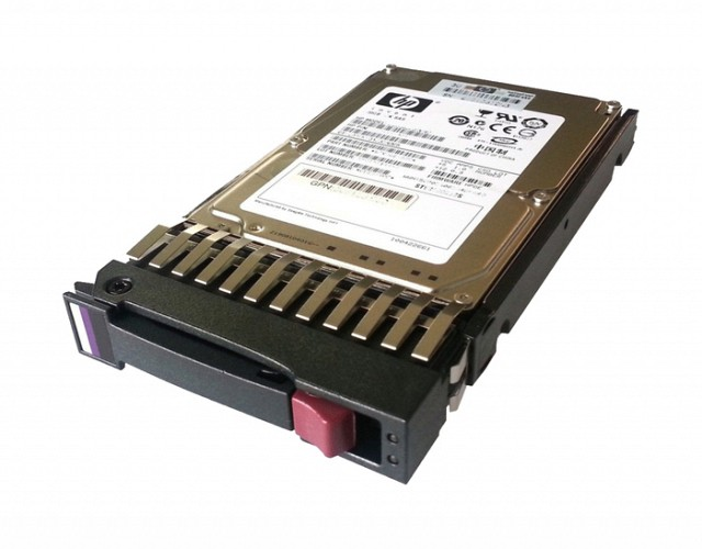 HDD SAS 146GB HP 10K 2.5DP 430165-003 WITH TRAY ML/DL G5-G7 REFURBISHED