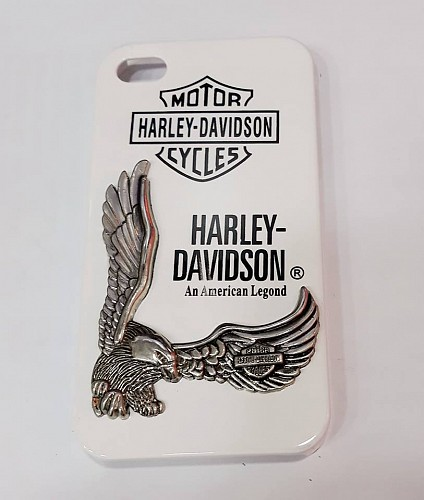 Moshi iGlaze 4 Slim Hardshell Case Harley Davidson for iPhone 4