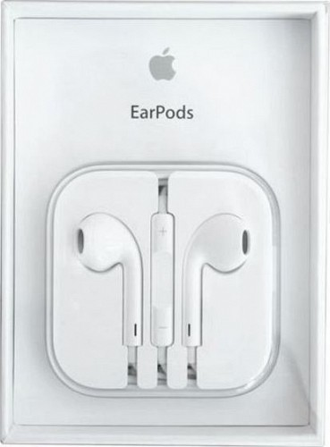 Apple EarPods with Remote and Microphone MD827ZM